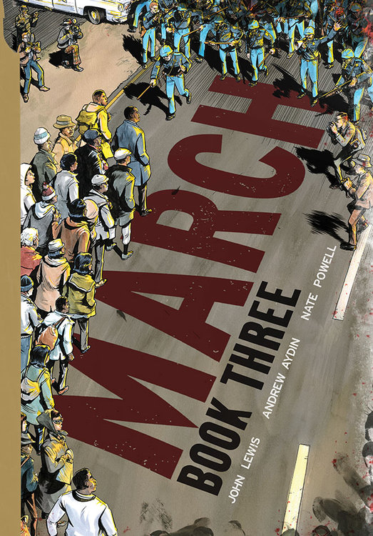 march-book-three-cover