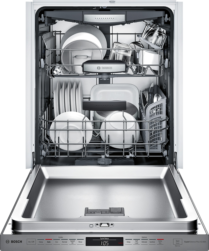 The small joys of life: a new dishwasher